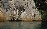Cetina-Canyon: Kleiner Altar im Felsen - Gespanschaft Split-Dalmatien