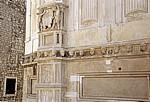 Stari Grad (Altstadt): Katedrala svetog Jakova (Kathedrale des Heiligen Jakob) - Fries mit Porträts der Geldgeber - Sibenik