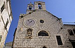 Stari Grad (Altstadt): Crkva Sveti Barbare u Sibeniku (Barbarakirche) - Sibenik