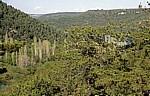 Landschaft um den Fluß Krka - Nationalpark Krka