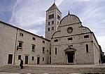 Stari Grad (Altstadt): Crkva Sveti Marije u Zadru (Marienkirche) - Zadar