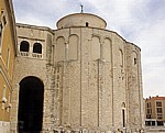 Stari Grad (Altstadt): Crkva Svetoga Donata (Kirche Sv. Donat, Kirche des Heiligen Donat) - Zadar