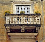 Stari Grad (Altstadt): Balkon - Zadar