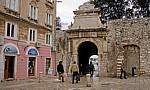 Stari Grad (Altstadt): Porta Marina - Zadar