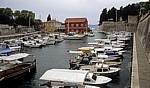 Stari Grad (Altstadt): Hafen Fosa (Foscha) - Zadar