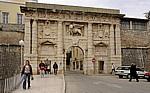 Stari Grad (Altstadt): Porta Terraferma (Landtor) - Zadar