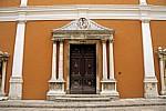 Stari Grad (Altstadt): Crkva Svetog Sime Zadar (Kirche St. Simeon) - Detail - Zadar