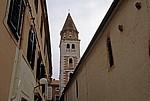 Stari Grad (Altstadt): Crkva Svetog Sime Zadar (Kirche St. Simeon) - Zadar