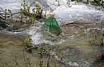 Donja jezera (Untere Seen): Novakovica brod - Versuchsstation (wissenschaftliches Experiment) - Nationalpark Plitvicer Seen
