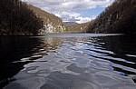 Donja jezera (Untere Seen): Milanovac - Nationalpark Plitvicer Seen