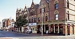Neville Street: Wohn- und Geschäftshäuser - Southport