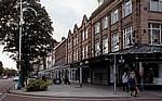 Lord Street: Geschäfte in der Haupteinkaufsstraße - Southport